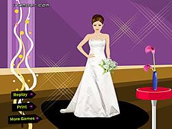 Gioca gratuitamente a Wedding Gown 5