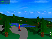 Play Freds adventure Game