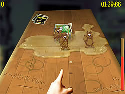 Peanut game