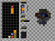 Play Sonic hero puzzle Game