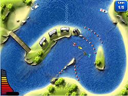 Permainan Jet Boat Racing