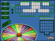 Play Wheel of fortune Game