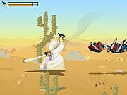 Samurai jack desert quest