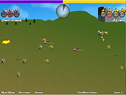 Warlords Call to Arms game