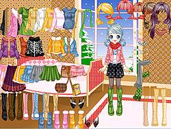 Winter Fashion Trend game