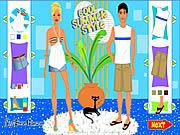 Play Cool summer style Game