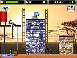 Commando Strike game
