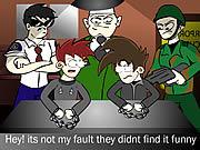 Watch free cartoon Lim and Richi: Boundaries