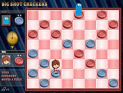 Permainan Big Shot Checker