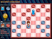 Play Big shot checker Game
