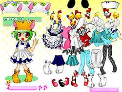 Dejiko The Dolly game