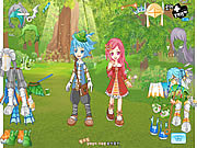 Play Spring fairy couple Game