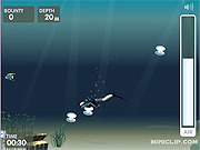Play Pearl diver Game