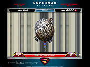Play Superman returns save metropolis Game