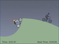 Permainan BMX Ghost