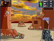 Terrorist Shootout game