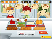 Play Oscar mayer deli creations Game
