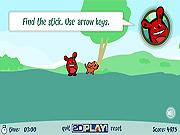 Jogar jogo grátis Puppy Fetch