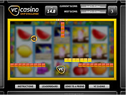 Casino Chip Challenge game