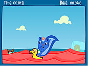 Play Happy tree friends petunia balance Game