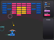 Play Breakout wars Game