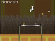 Play James the circus zebra Game