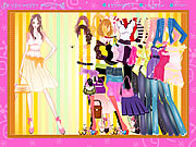 Play Sarah dressup Game