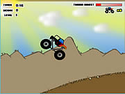 Play Big truck adventures canyon run Game