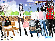 Winter trend dress up Spiele