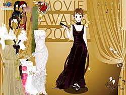 Movie Star Awards game