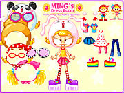 Mings dress room Spiele