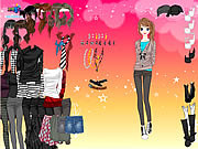 Play Skinny jeans dress up Game