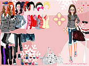 Play Stripes dress up Game