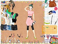 Maglaro ng libreng laro Belts and Jewels Dress Up