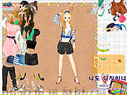 Belts and jewels dress up Spiele
