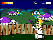 Alien shooter Gioco