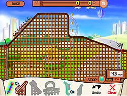 Rollercoaster Creator game