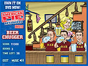 Play American pie beer chugger Game