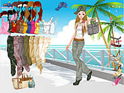 Play Cargo pants dress up Game