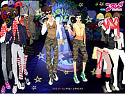 Play Party couple dress up Game