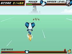 Robot Boy Tommy Takeaway game