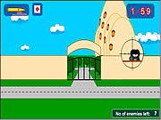 Juega al juego gratis Police Sniper 2
