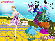 Play New day dressup Game