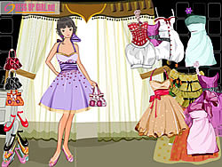 How To Be A Graceful Girl game