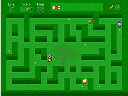 Gioca gratuitamente a Word Maze