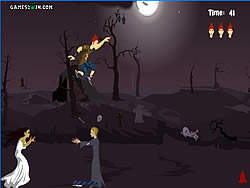 Zombie Kiss game