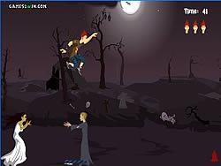 jeu Zombie Kiss