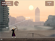 Little John's Archery 2 game