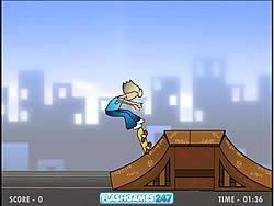 Gioca gratuitamente a Skateboy