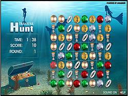 Permainan Treasure Hunt Game